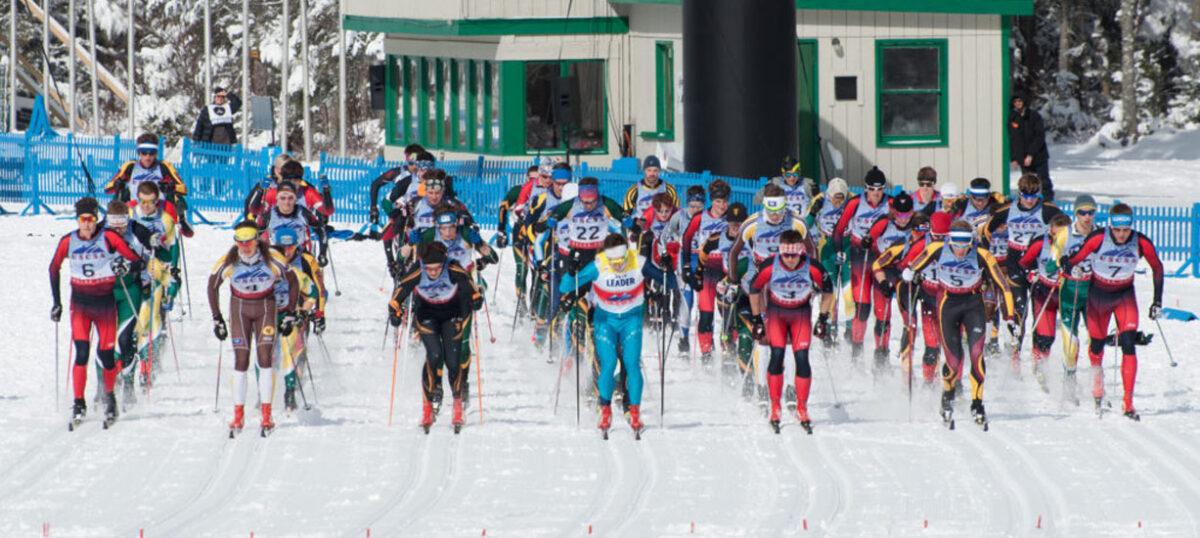 Western Nordic Skiing men take 1st, women 2nd at 2018 USCSA National Championships