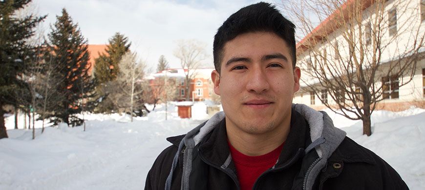 Amigos club member leads thriving youth mentorship program
