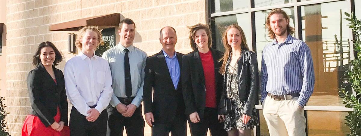 Business students seek to elevate leadership at Western