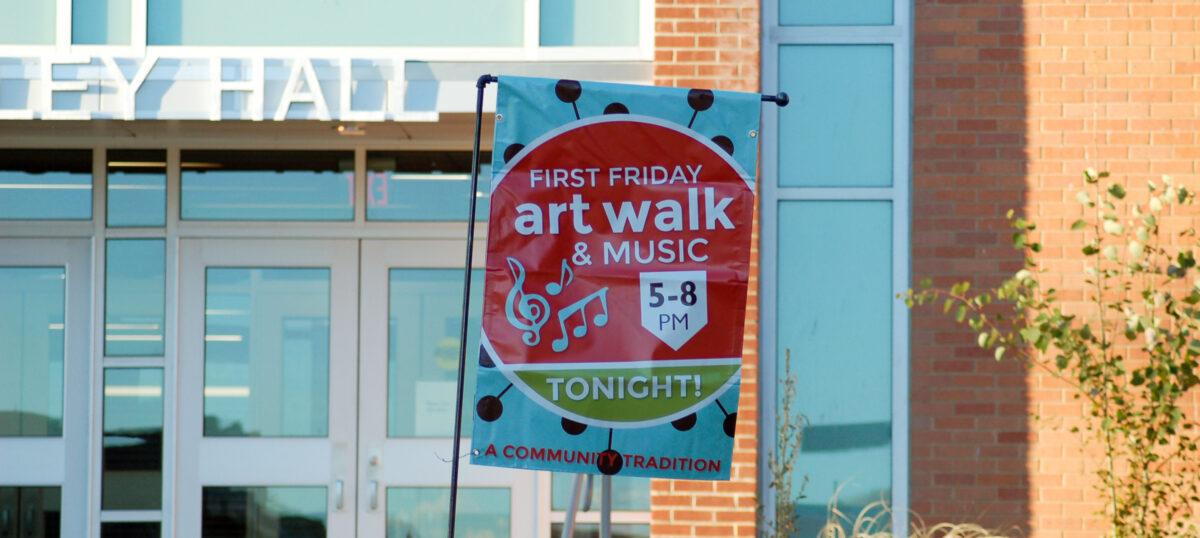 Gunnison Art Walk features alumni artist