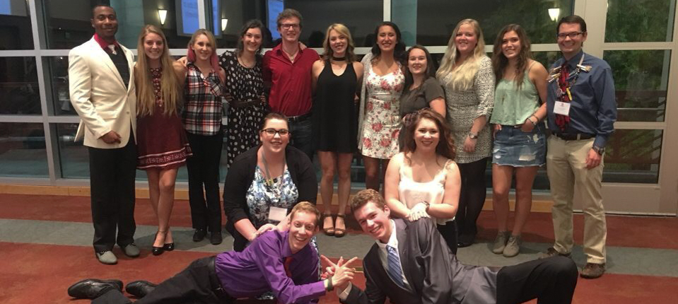 Western takes group of 15 to first IACURH conference