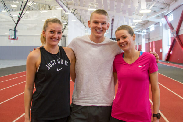 Western's Polish pipeline: Three siblings race into record books