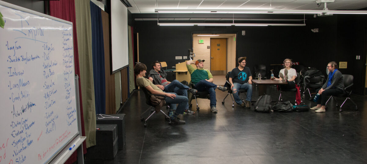 Second City hosts an improv workshop for Western students, faculty