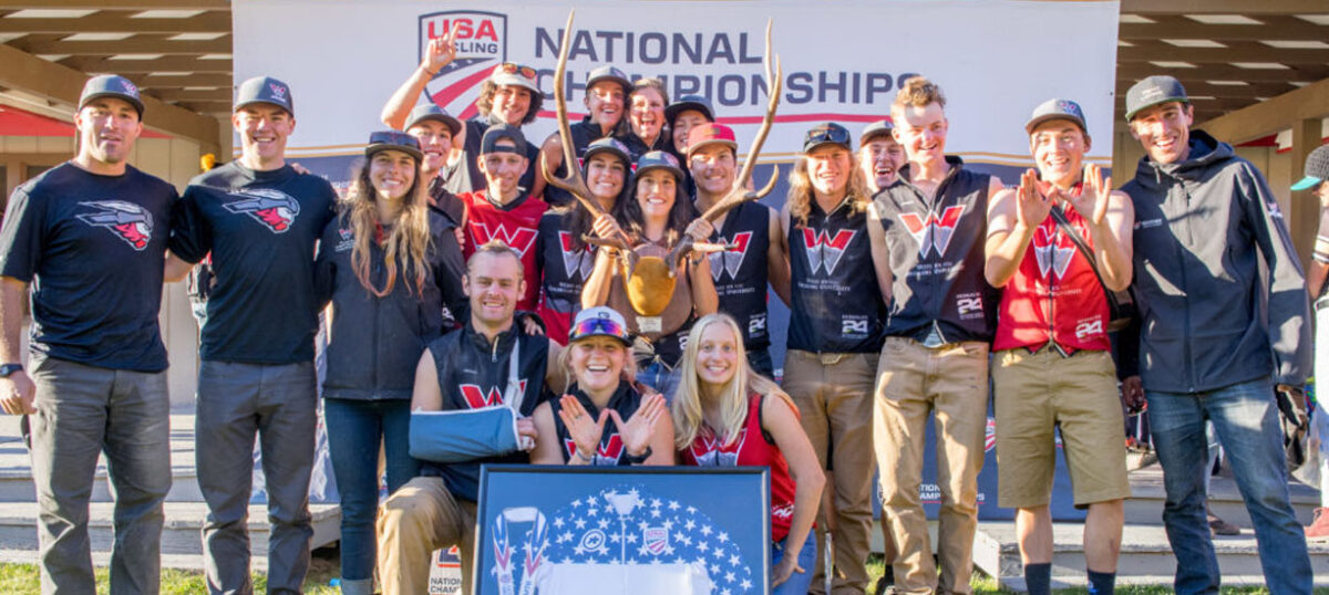 Western Mountain Bike Team claims 2nd straight national title