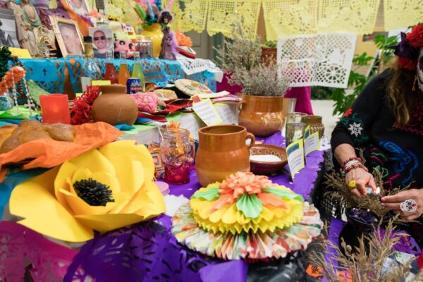 Western celebrates Day of the Dead