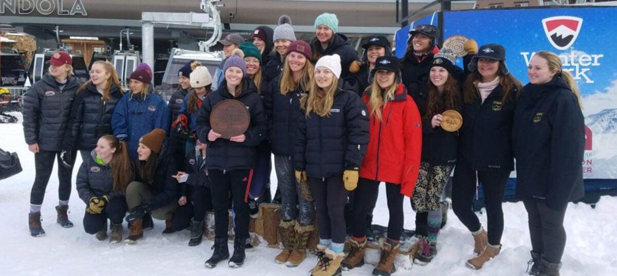 2019 season for Western Alpine Ski Team starts swimmingly at Winter Park