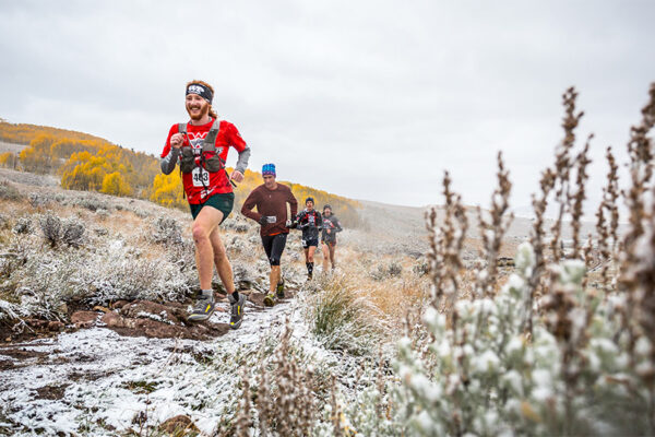 Western offers unique Trail Running Team