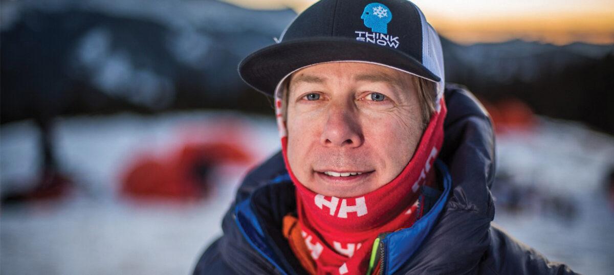 Polar explorer Eric Larsen to visit Western as part of Blister Speaker Series