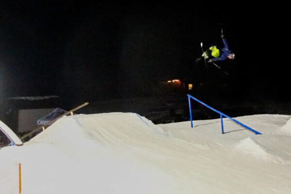 Western celebrates 10th annual Rail Jam