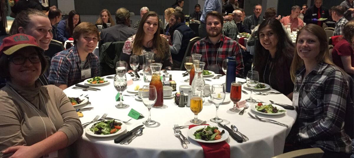 Western students travel to Pueblo for annual Colorado Chapter of The Wildlife Society Conference