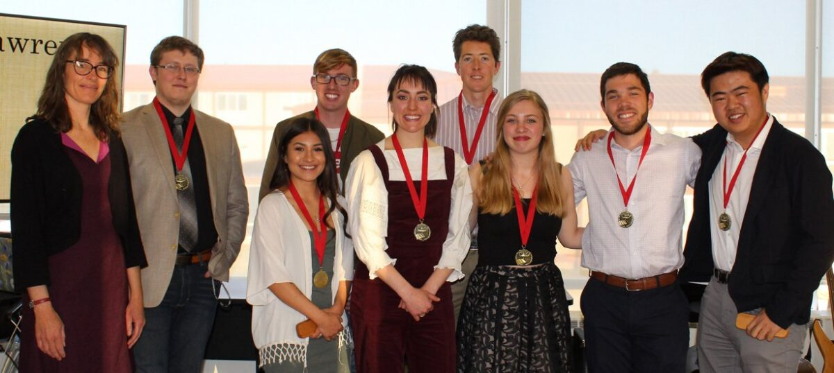 Western Honors Program Kicks Off 30th Year with Annual Banquet