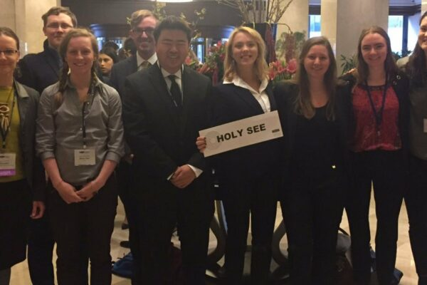 Western takes group of students to Model United Nations