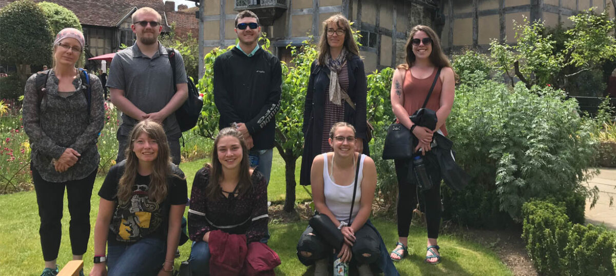 Western Honors students travel to London to conduct research and broaden horizons