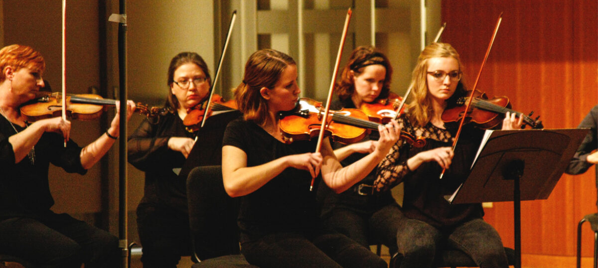 Western's Chamber Orchestra set to perform fall concert