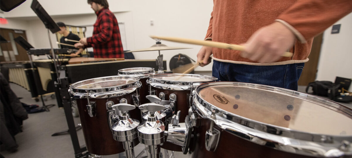 Western Percussion Ensemble and Steel Band to perform free concert
