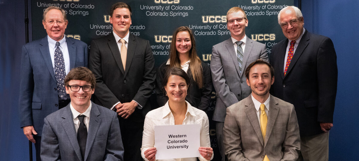 Western students sweep business ethics case competition