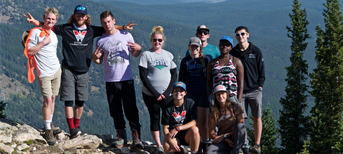 Geiman Fellows make an impact on Western campus and Gunnison County