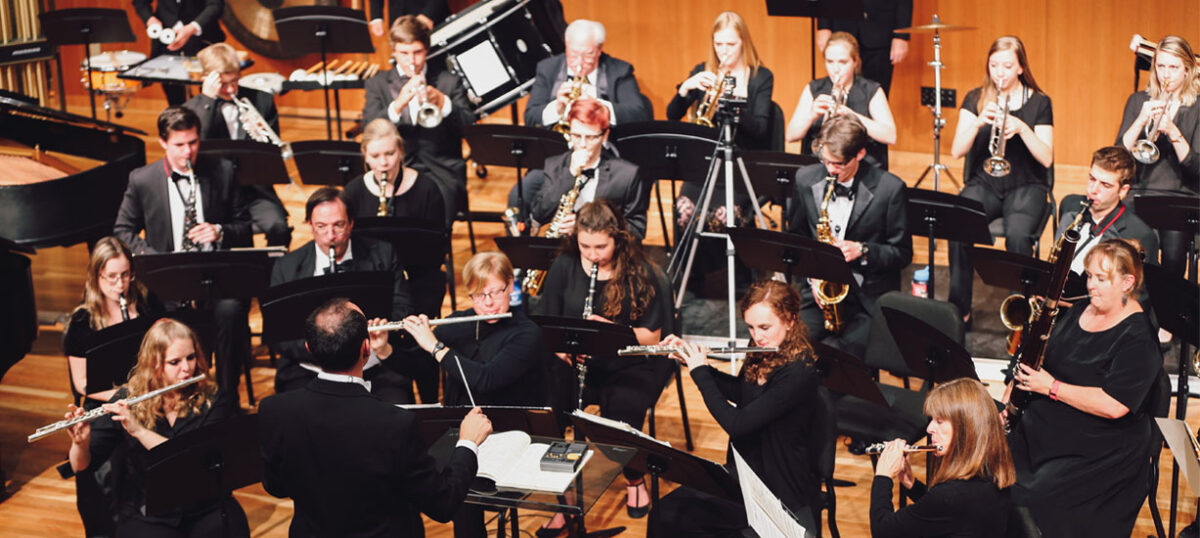 Western to host annual Firemen's Concerts