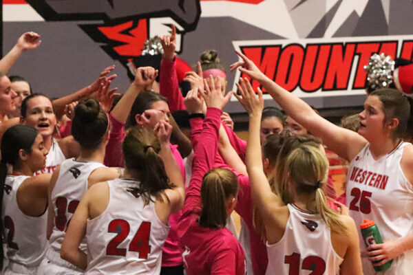 Western women's basketball on the rise