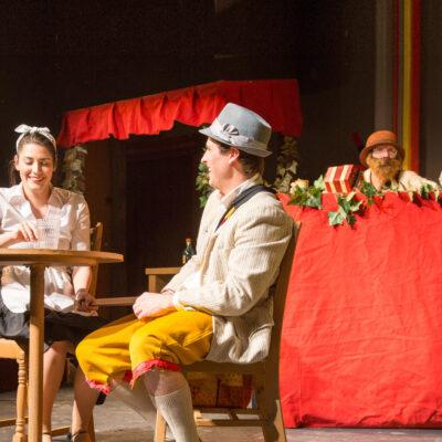 Theatre & Performance Studies