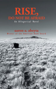 """Cover of book titled, """"Rise, Do Not Be Afraid"""""""