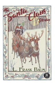 "Cover of book titled, ""The Original Santa Claus Stories"""