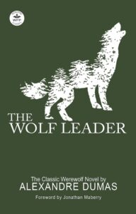 "Cover of a book titled ""The Wolf Leader"""