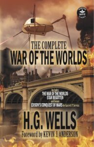 "Cover of book titled ""The Complete War of the Worlds"""