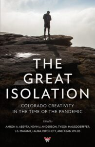 "Cover of a book titled ""The Great Isolation"""