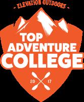 Top Adventure College 2017