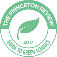 The Princeton Review Guide to Green Schools 2017
