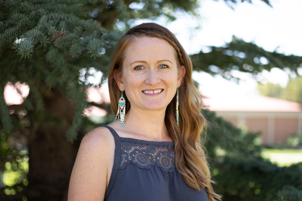 Dr. Lindsay Beddes, professor