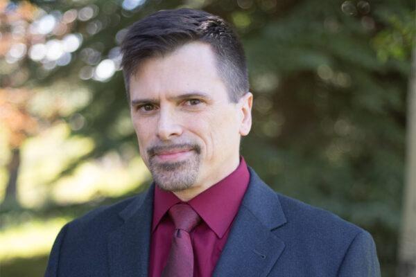 Anthony Miccoli, professor