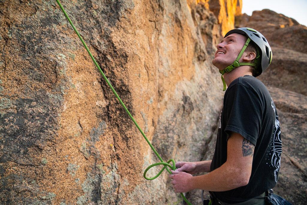 mountain athlete