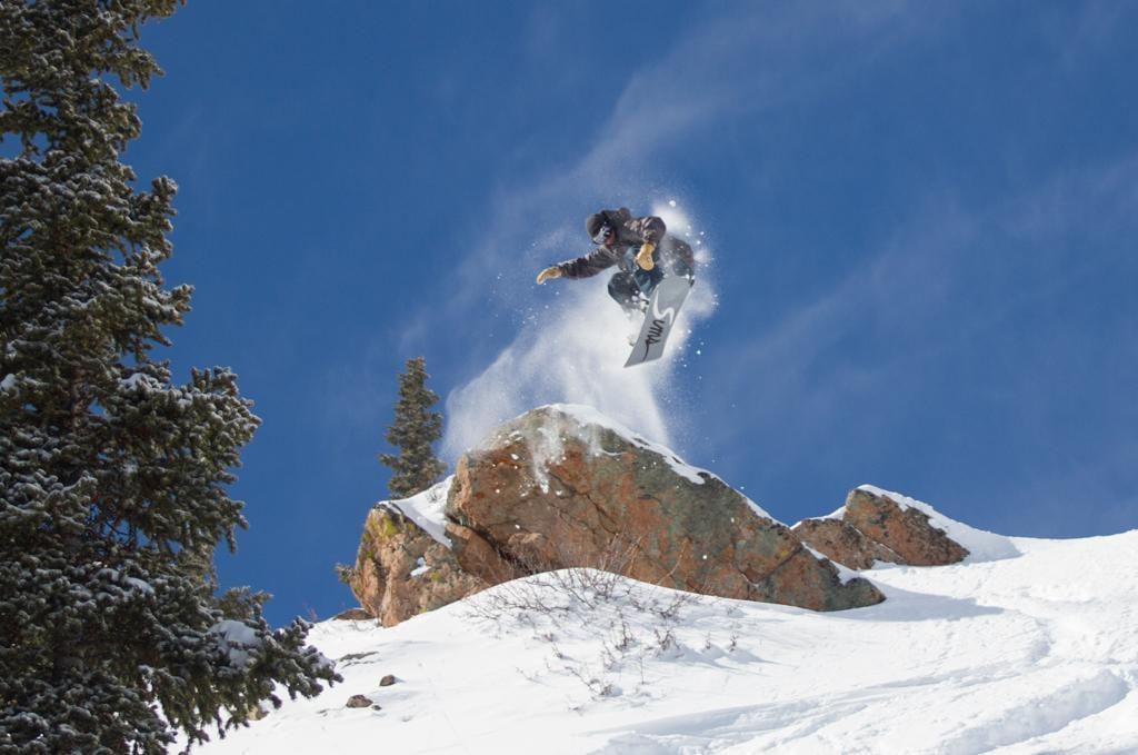 mountain athlete training