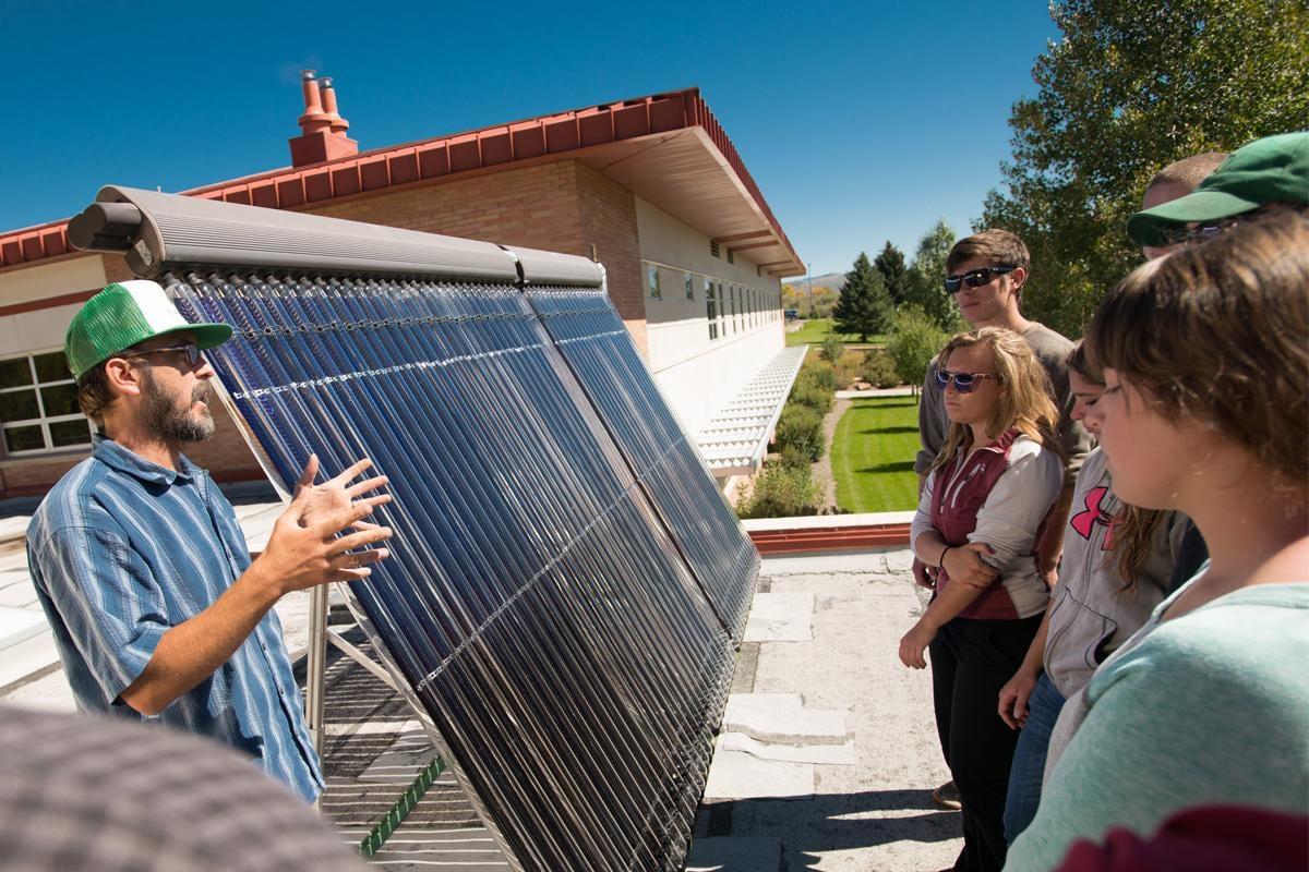 Mountaineers Solar Panels