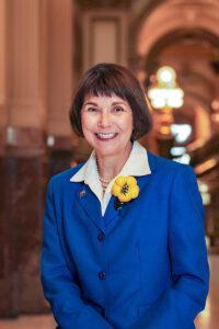 New Trustees Theresa Szczurek