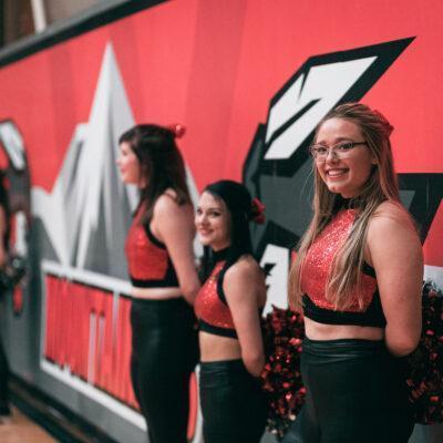 Photo of the WCU Dance Team