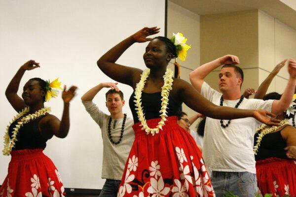 Polynesian Chant and Dance
