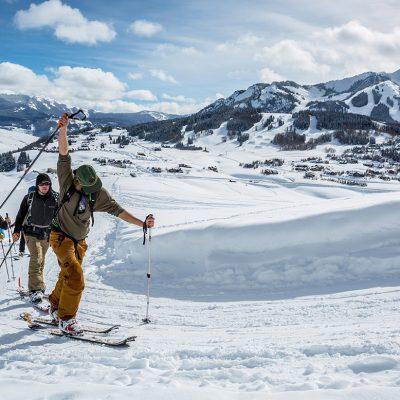 Backcountry Skiing Club