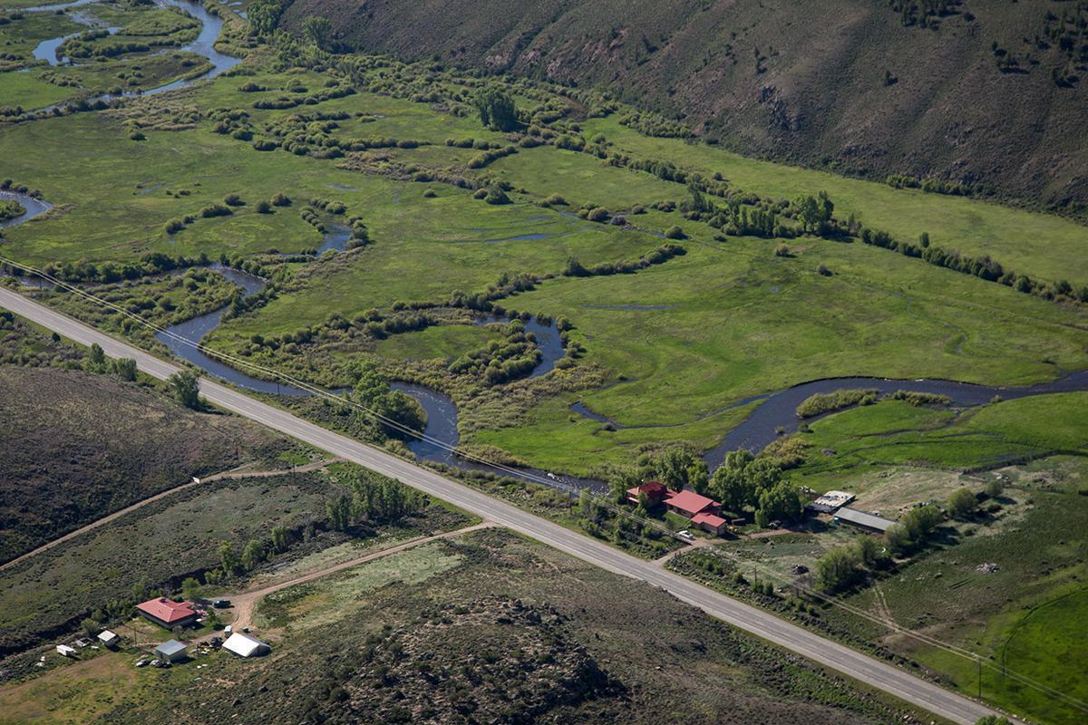 environment & sustainability school aerial