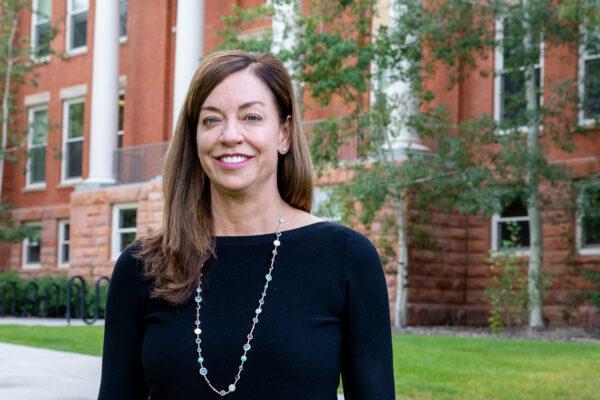 Nancy Chisholm interim president